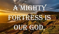 Image result for Free Picture of God My Fortress. Size: 161 x 92. Source: www.youtube.com