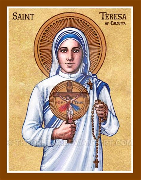 Image result for images of saint theresa of calcutta