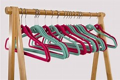 Image result for Different Types of Clothes Hangers. Size: 241 x 160. Source: threadcurve.com