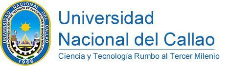 Resultado de imagen de logo de la Universidad Nacional del Callao