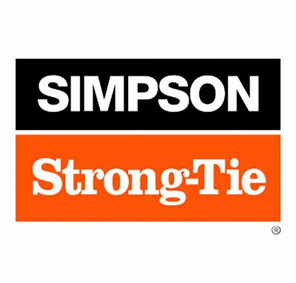 Image result for simpson strong-tie logo