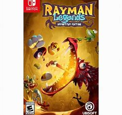 Image result for Best Buy: Rayman Legends Definitive Edition Nintendo Switch