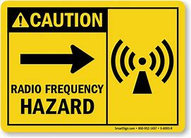 Image result for radiofrequency dangers