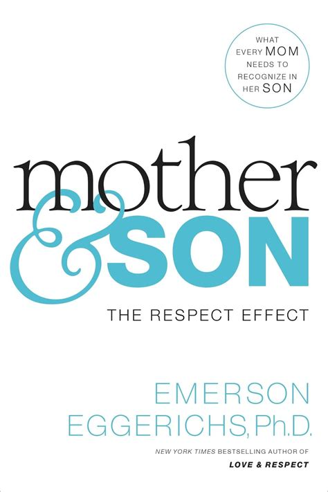 Mother and son the respect effect book-paalithare