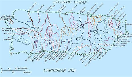 Image result for Rios Importantes De Puerto Rico
