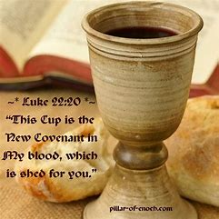 Image result for Cup of the New Covenant