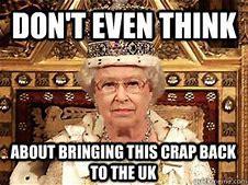 Image result for evil queen elizabeth II memes