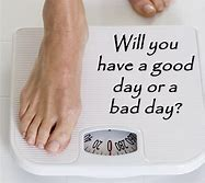 Image result for obsessing over the bathroom scale