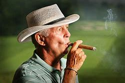 Image result for Cigar Smoking Photographs
