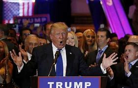 Image result for trump 2016 election night victory