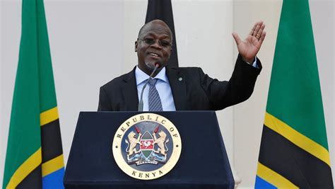 Image result for magufuli photo