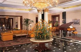 Image result for images oberoi grand calcutta lobby