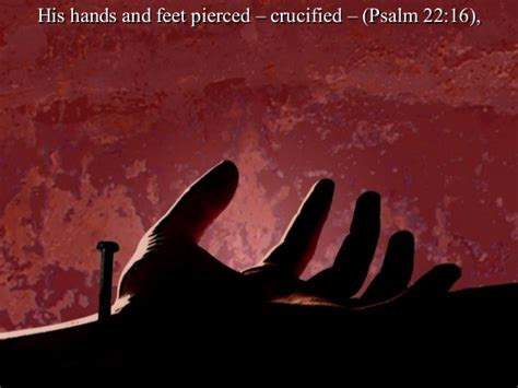 Image result for psalm 22:16