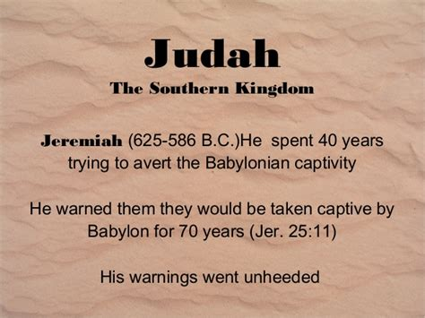 Image result for Judah's 70 year exile