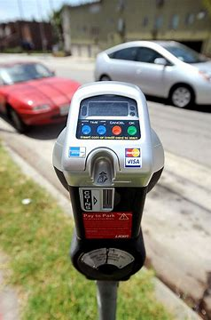 Image result for Parking meters