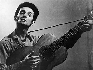Image result for images woody guthrie