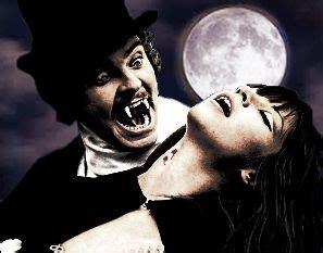 Image result for hot vampires biting neck