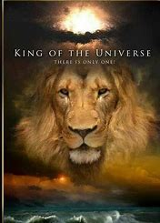 Image result for God is king of the universe