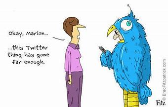 Image result for twitter cartoon