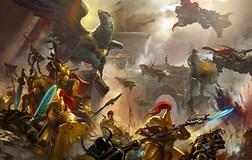 Image result for Warhammer 40 000 Space Battles FANDOM. Size: 252 x 160. Source: www.pinterest.com