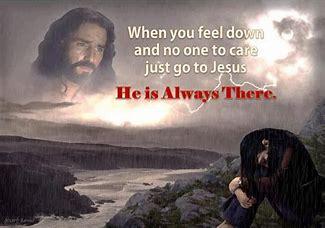 Image result for Jesus cares