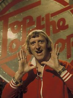 Image result for savile top of the pops images