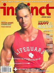 Image result for instinct magazine cover