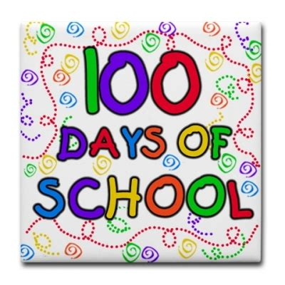 Image result for Happy 100th day of school