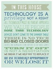 Image result for technology rules