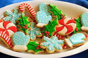 Image result for images of christmas cookies