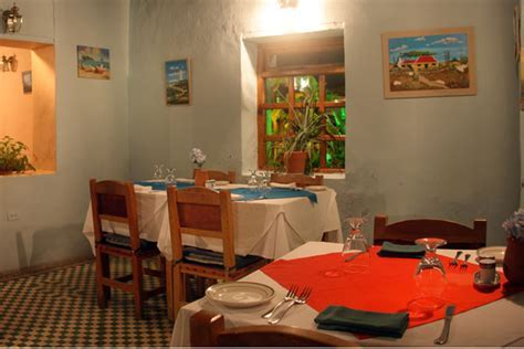 Image result for The Old Cunucu House Aruba menu