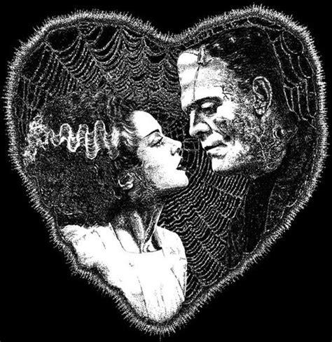 Image result for frankenstein and his bride