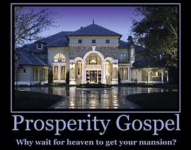 Image result for prosperity movement in the church