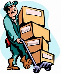 Image result for Free Clip Art of Moving In. Size: 168 x 204. Source: www.clipartpanda.com