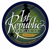 Image result for 1st Republic Beer