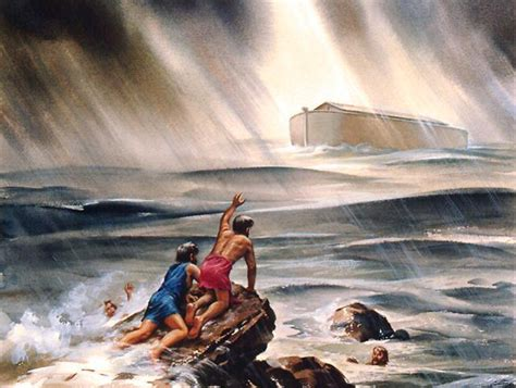 Image result for images noah and the flood