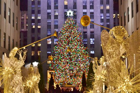 Image result for Christmas Tree at Rockefeller Center