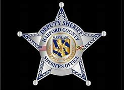 Image result for Harford County deputy shield