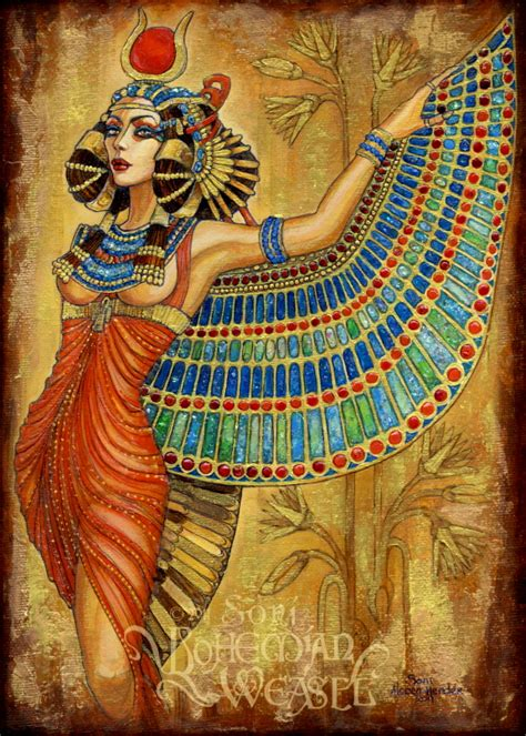 Image result for egyptian goddess Isis