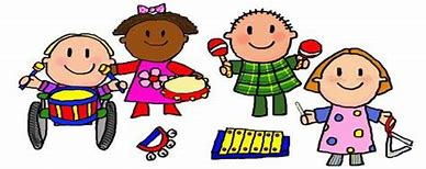 Image result for kids music time picture