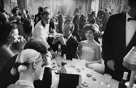 Image result for images exclusive georgetown parties Kennedy era