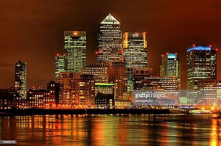 Image result for canary wharf images
