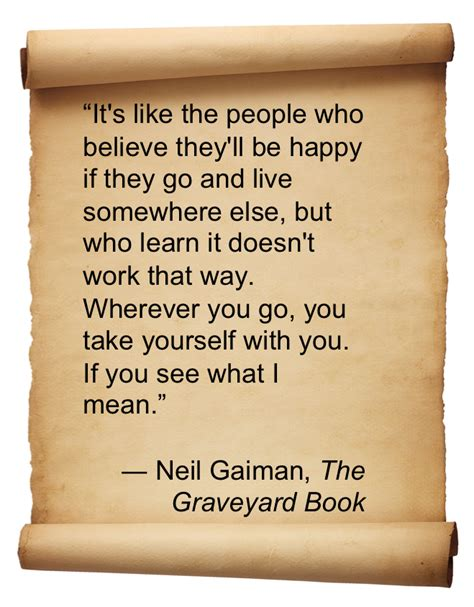 Image result for quotes from the graveyard book