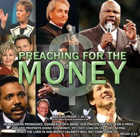 Image result for Money Preachers