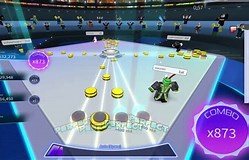 Image result for Space Battle Robeats. Size: 249 x 160. Source: www.youtube.com