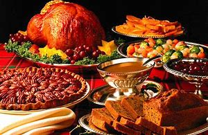 Image result for thanksgiving feast images