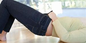 Image result for squeezing into pants that are too small