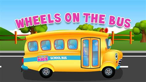 Image result for wheels on the bus image