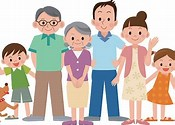 Image result for Royalty Free Clip Art of Big Family