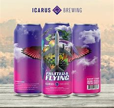 Image result for icarus fruited & flying